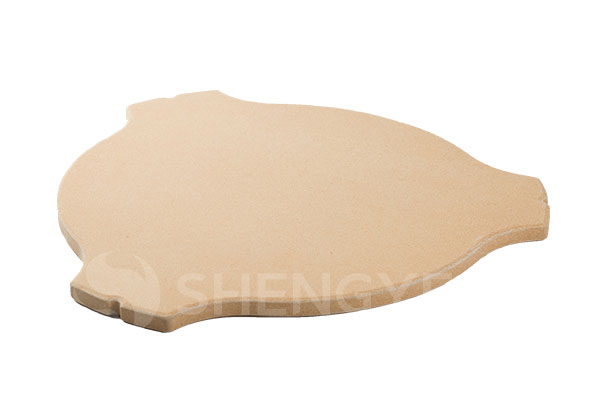 Deflector stone for oven and grill SYAS360RDWL